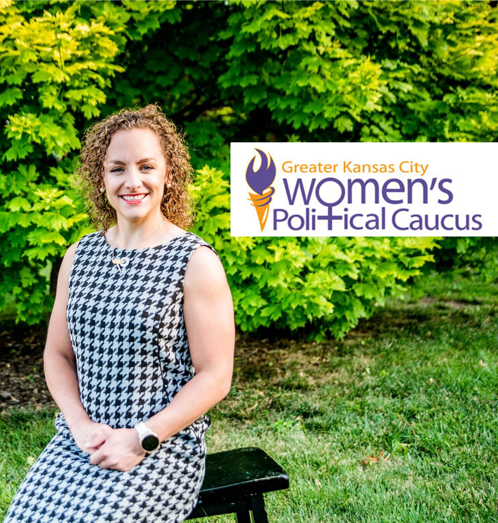 Endorsed By Greater Kansas City Women's Political Caucus